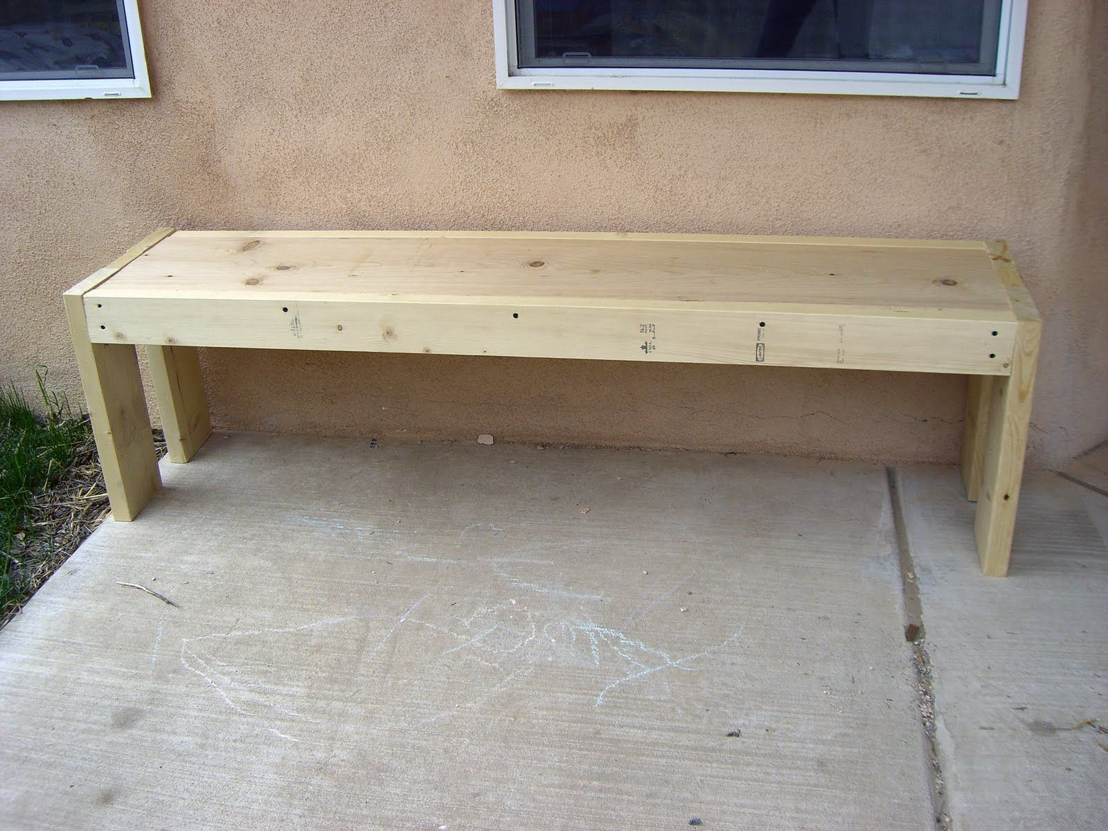 Plans For Wooden Benches Outdoor