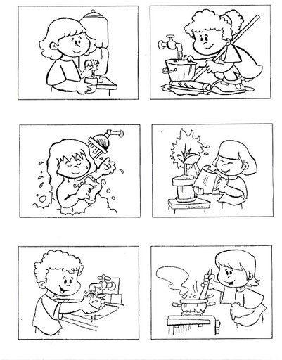 100 Atividades E Desenhos Sobre Higiene E Saude Para Imprimir