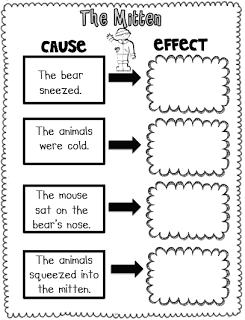 Jan Brett Literacy Activities (update and a FREEBIE