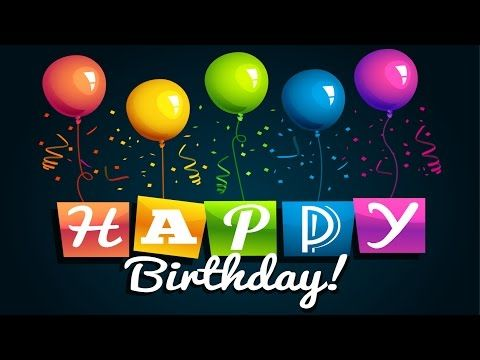 e9b8aac69 Happy Birthday To You ! - Instrumental Song - Birthday Greeting ...