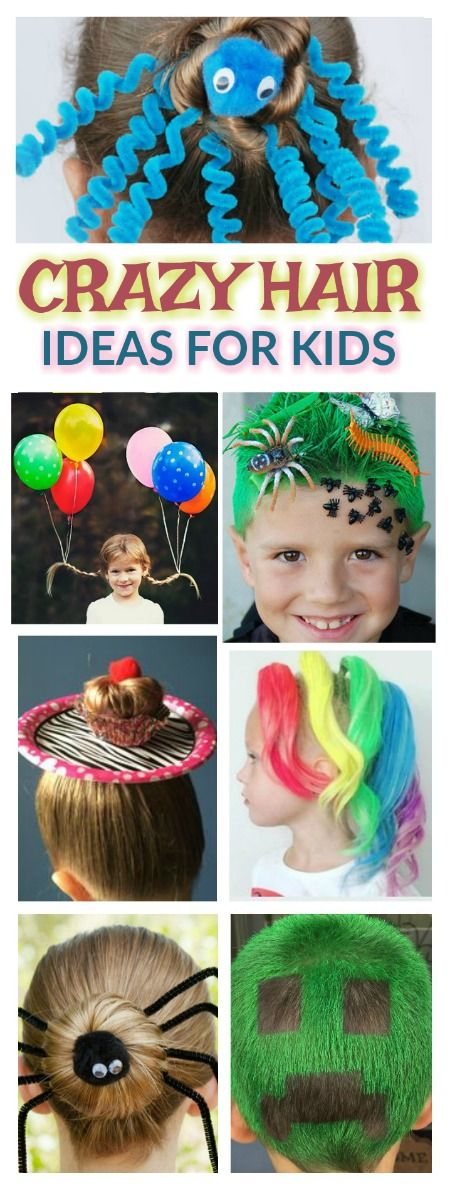 Crazy Hair Ideas