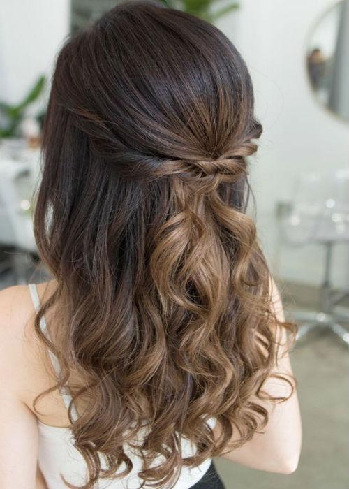 Fresh Insane End Curls Party Hairstyles For Girls Not To Miss Out Curls Fresh Girls Hairstyles Ins In 2020 Prom Hair Medium Thick Hair Styles Medium Hair Styles