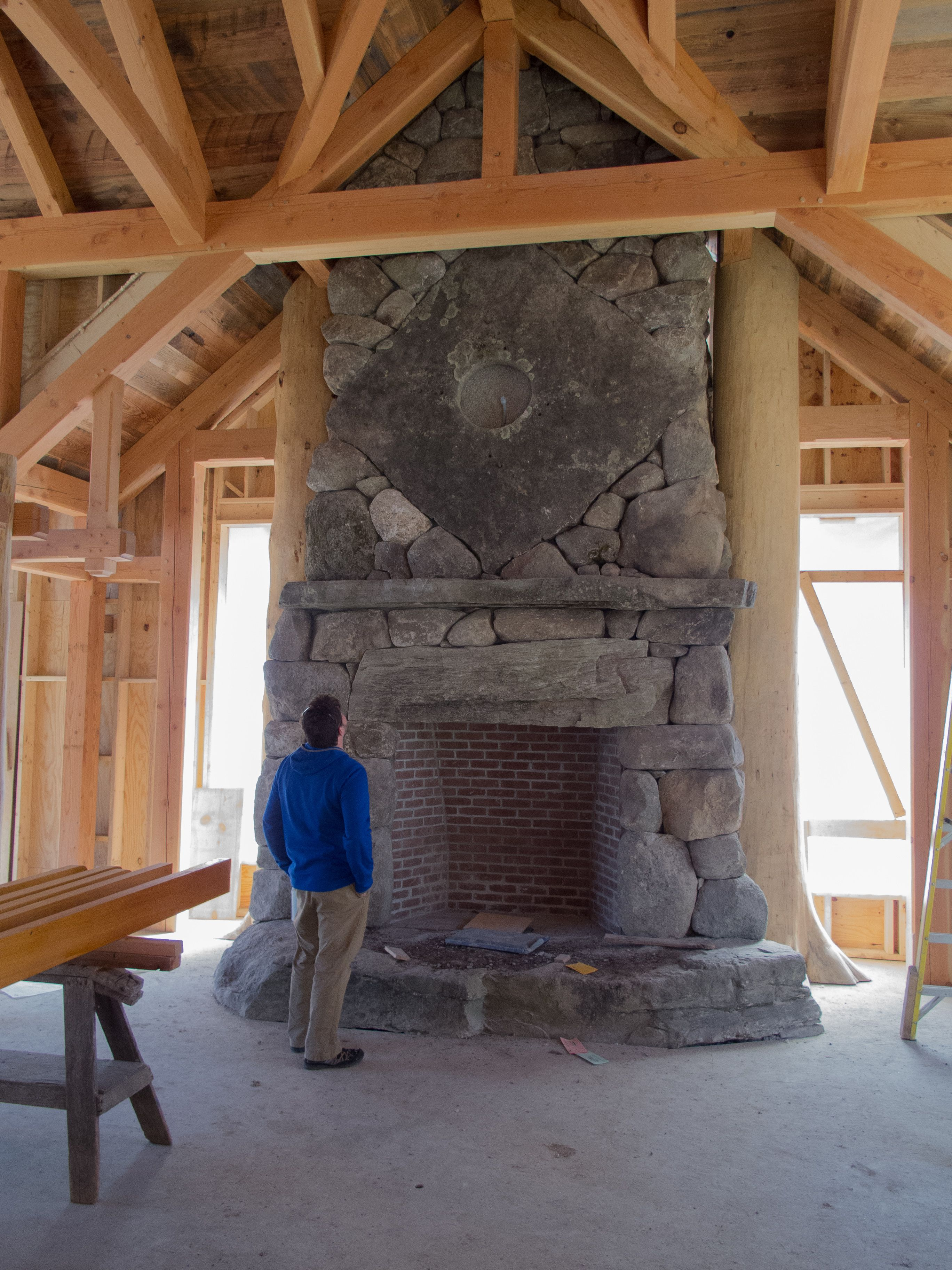 Timber Frame Design Mike Beganyi And Consulting