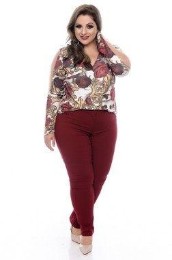 0d8be32fb Vestido Plus Size Najara   Daluz Plus Size - Loja Online - Daluz Plus Size