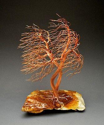 wire tree sculpture | eBay