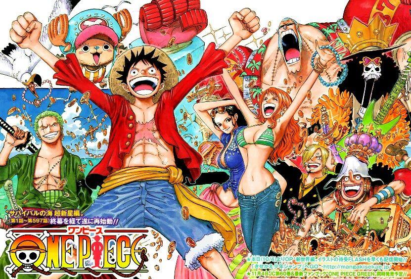 one_piece anime manga En 2 años después, es lo mejor