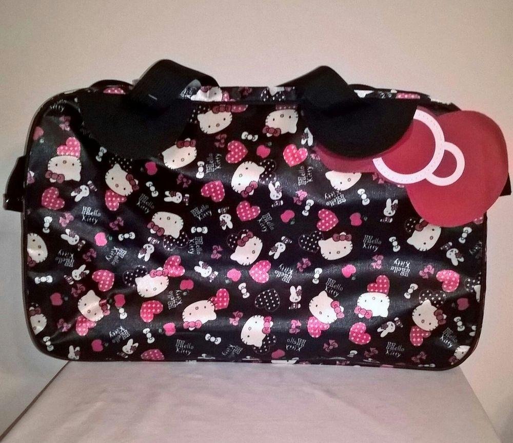534e11ea7 Hello Kitty Weekend Nylon Travel Crossbody Bag #HelloKitty #Crossbody  Crossbody Bags For Travel,