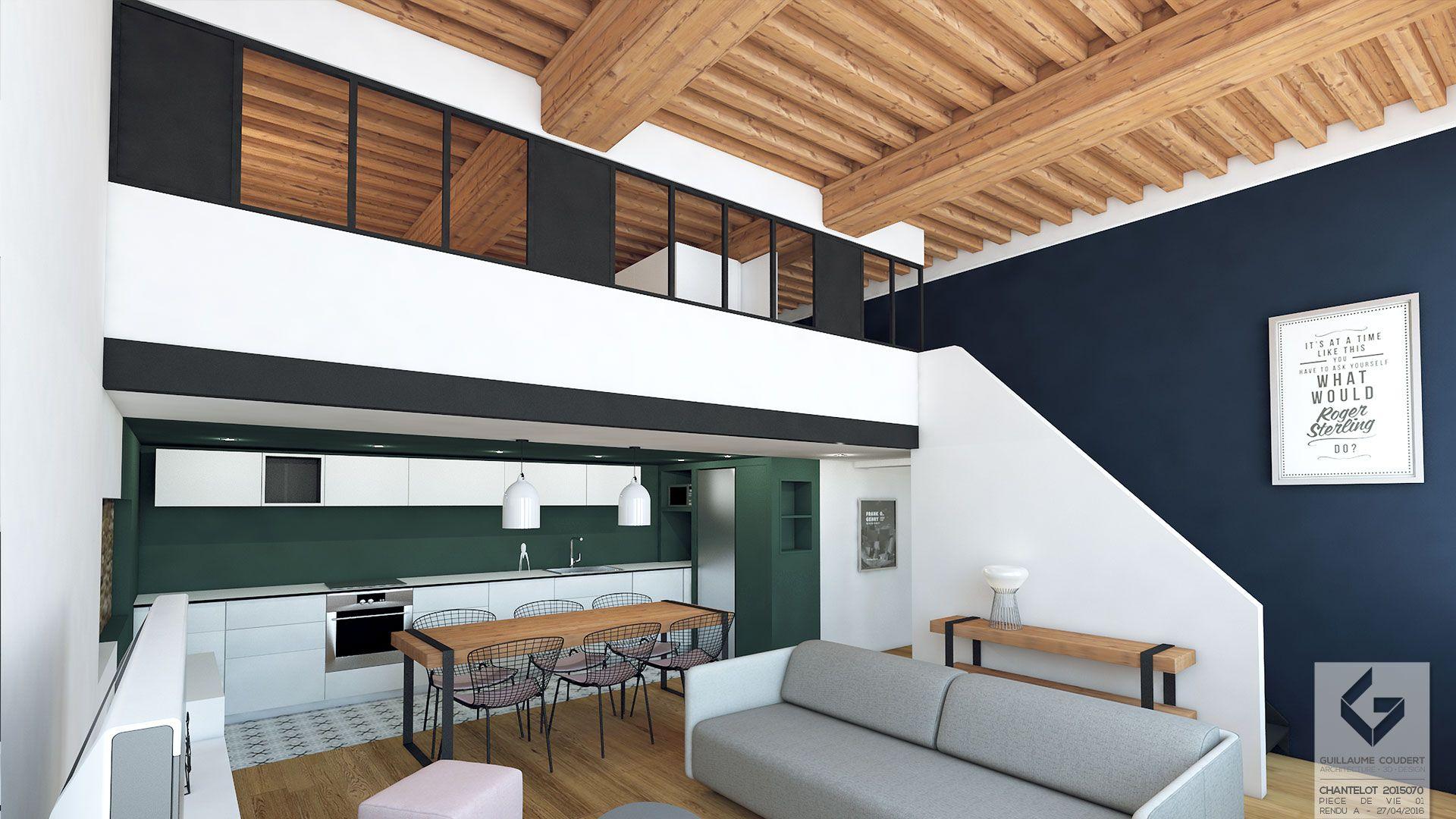 UN CANUT OPTIMISE ! Rénovation complète de cet appartement