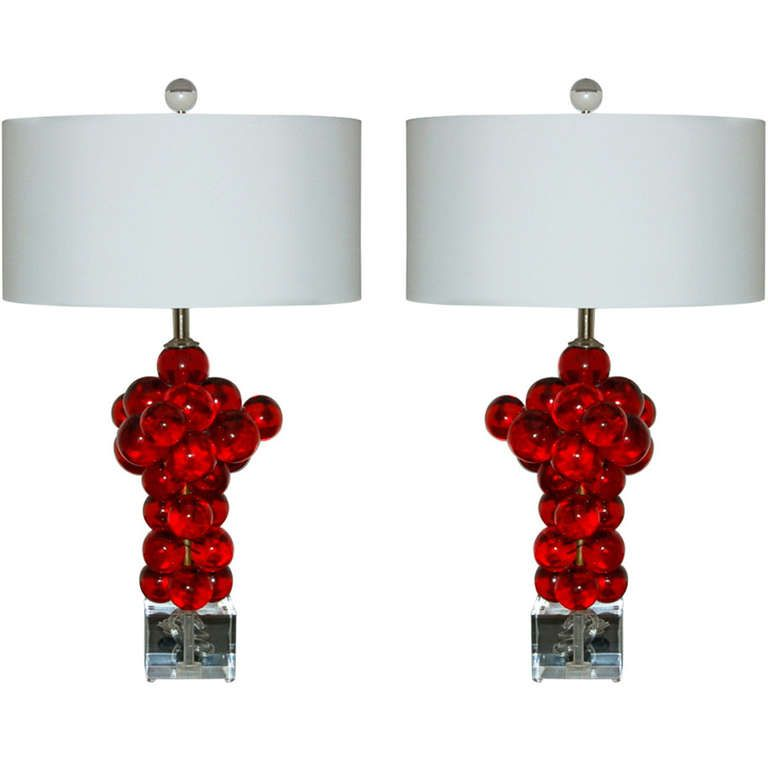 10+ Best Red Table Lamps For Living Room