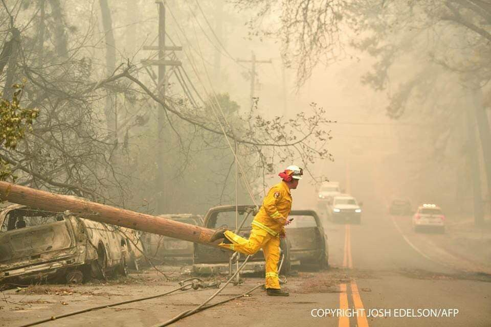 Pin by Photo Passionate on California Fires Camping in