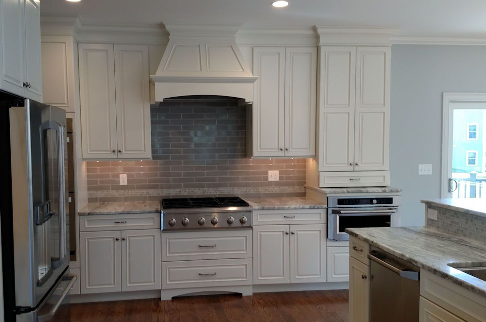 Woburn Ma Kitchen By Carole Kitchen And Bath Design Shaker