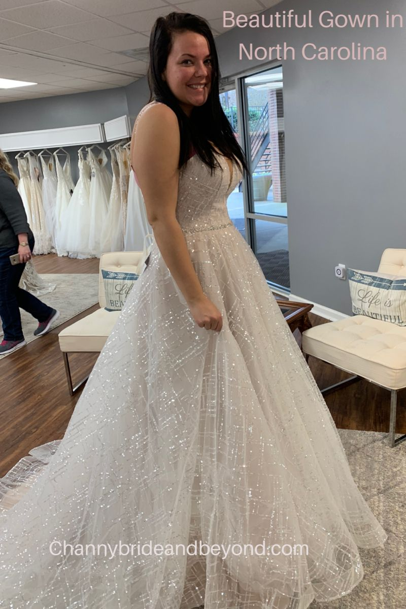 Pin by channy Bride & Beyond on Wedding Dresses in 2020