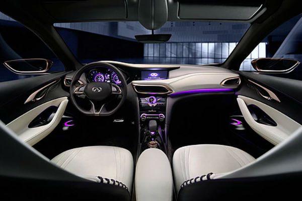 2016 Ford Fusion Hybrid Interior