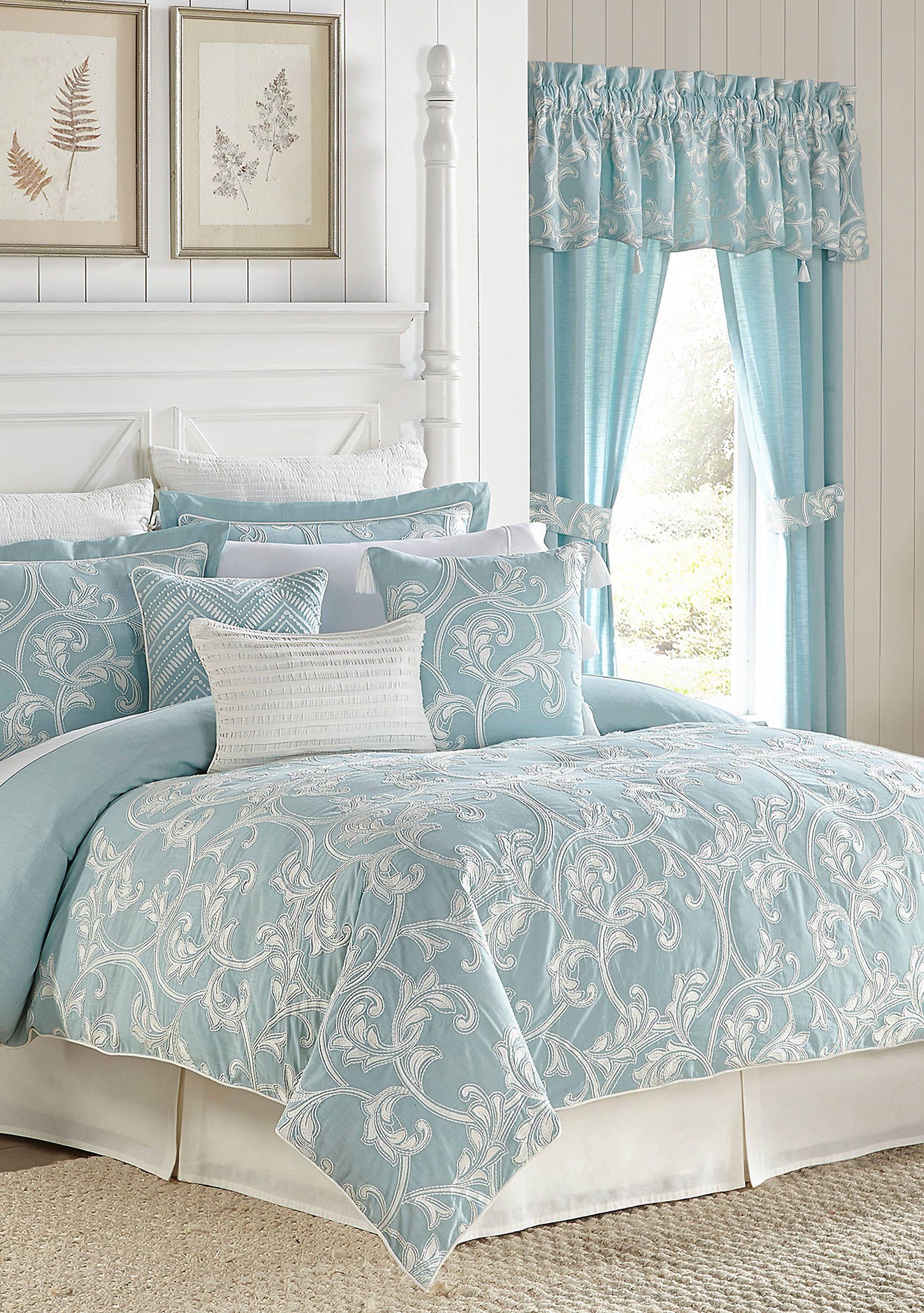 Bedroom Creator Online: Croscill Willa Comforter Set