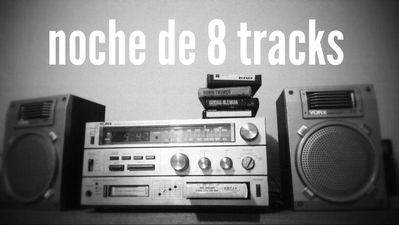 B&W noche de 8 tracks