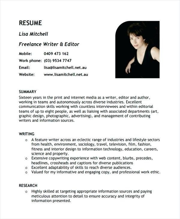 Best resume writing service 2012