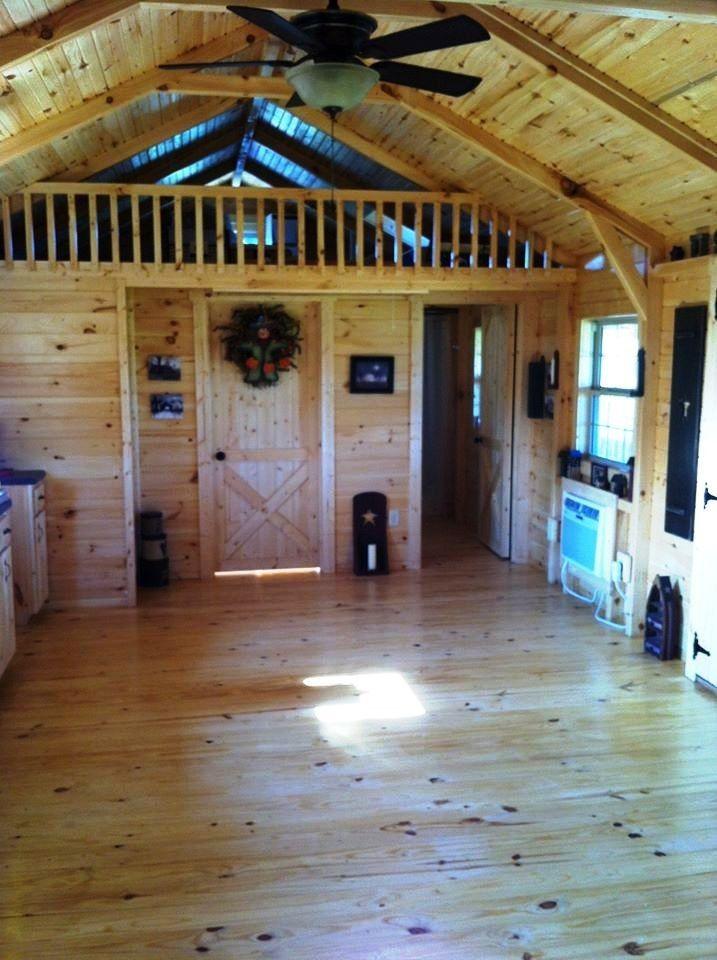 Amish Cabins and Cabin Kits - Amish Made portable cabins ...