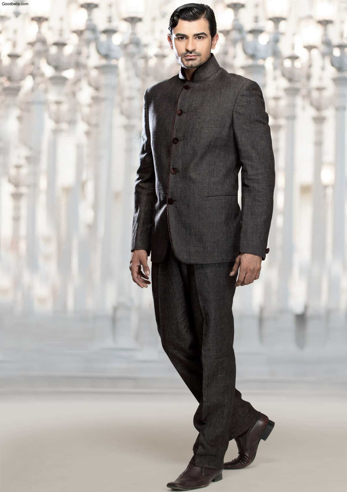 A Jodhpuri Suit is blend of Indian and western aesthetics ...