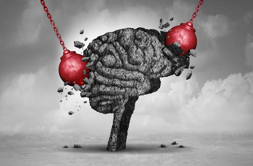 aanhoudende migraine