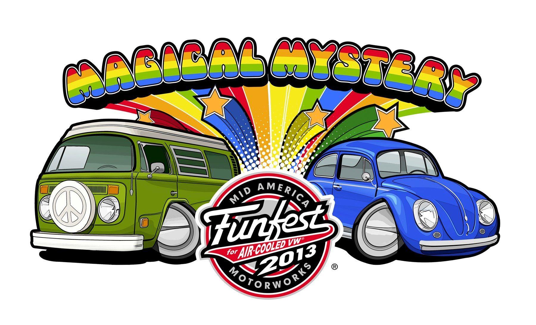 VW Funfest at Mid America Motorworks funfestacvw