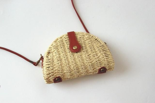 BOHO CLASSIC KITTY GIRL 2018 New Rattan straw Shoulder bag 3   Products    Pinterest   Rattan, Shoulder bags and Shoulder d45367e3ee
