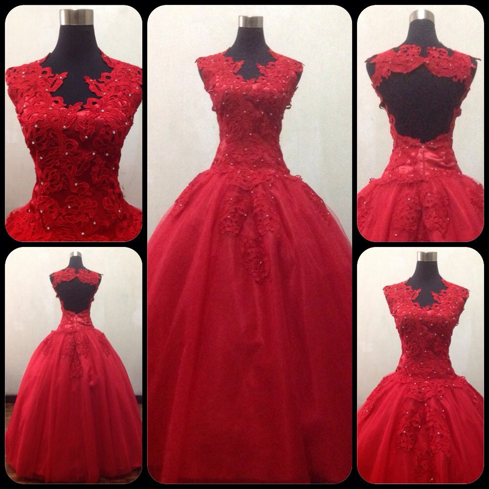Christmas gown ideas 18th - 18th Birthday Ball Gown By Tutubi Creations