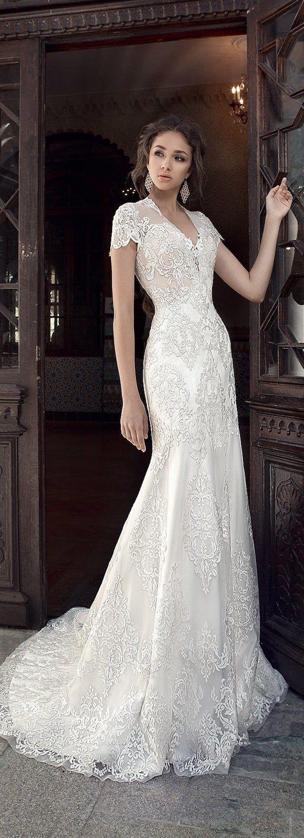 Milva 2017 Wedding Dresses – Sunrise Collection - Belle ...