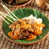 Sate Padang Pariaman Sajian Sedap Resep Masakan Resep Masakan Indonesia Masakan Indonesia