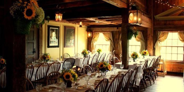 Weddings At Salem Cross Inn In West Brookfield MA