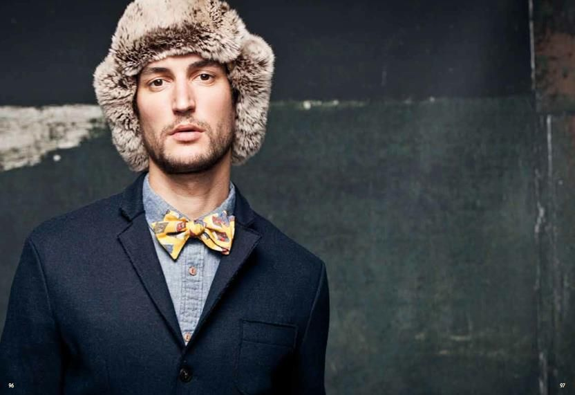 #Woolrich and the new collection FW12: #fashion and #style