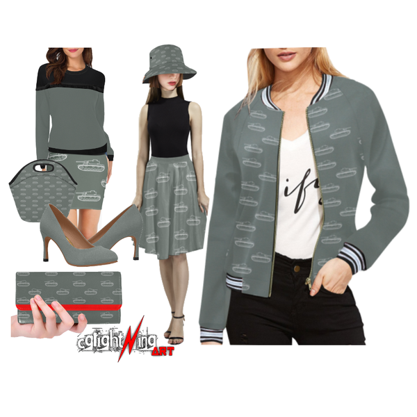 3dbb71f154d1ad military tank silhouette pattern by cglightNingART - Fashion look on  URSTYLE  tank  soldier  military  militarywoman  panzer  fashion  grau   grey  skirt ...