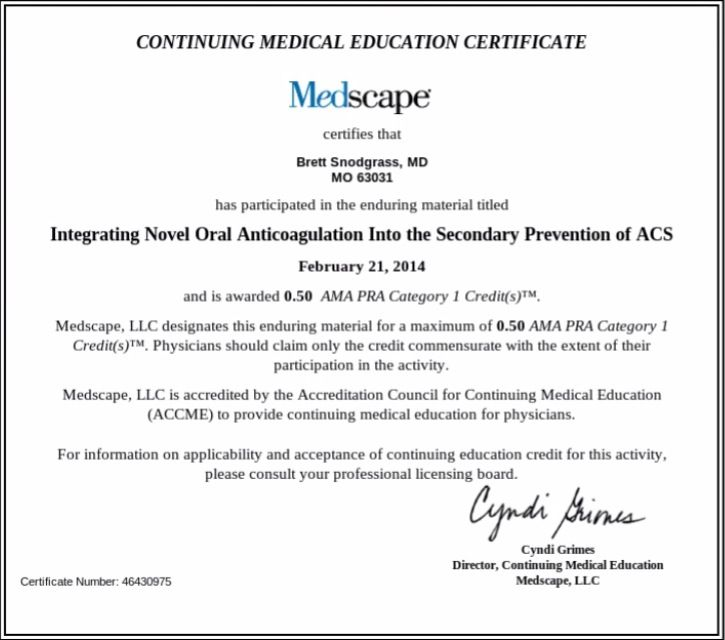 0 5 Ama Pra Category One Cme Credits Continuing Medical Education Medical Education Education Certificate