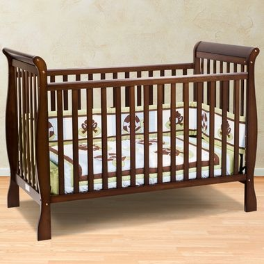 Davinci Jamie 4 In 1 Convertible Crib In Espresso Click To Enlarge Affordable Nursery Furniture Convertible Crib Espresso Affordable Nursery