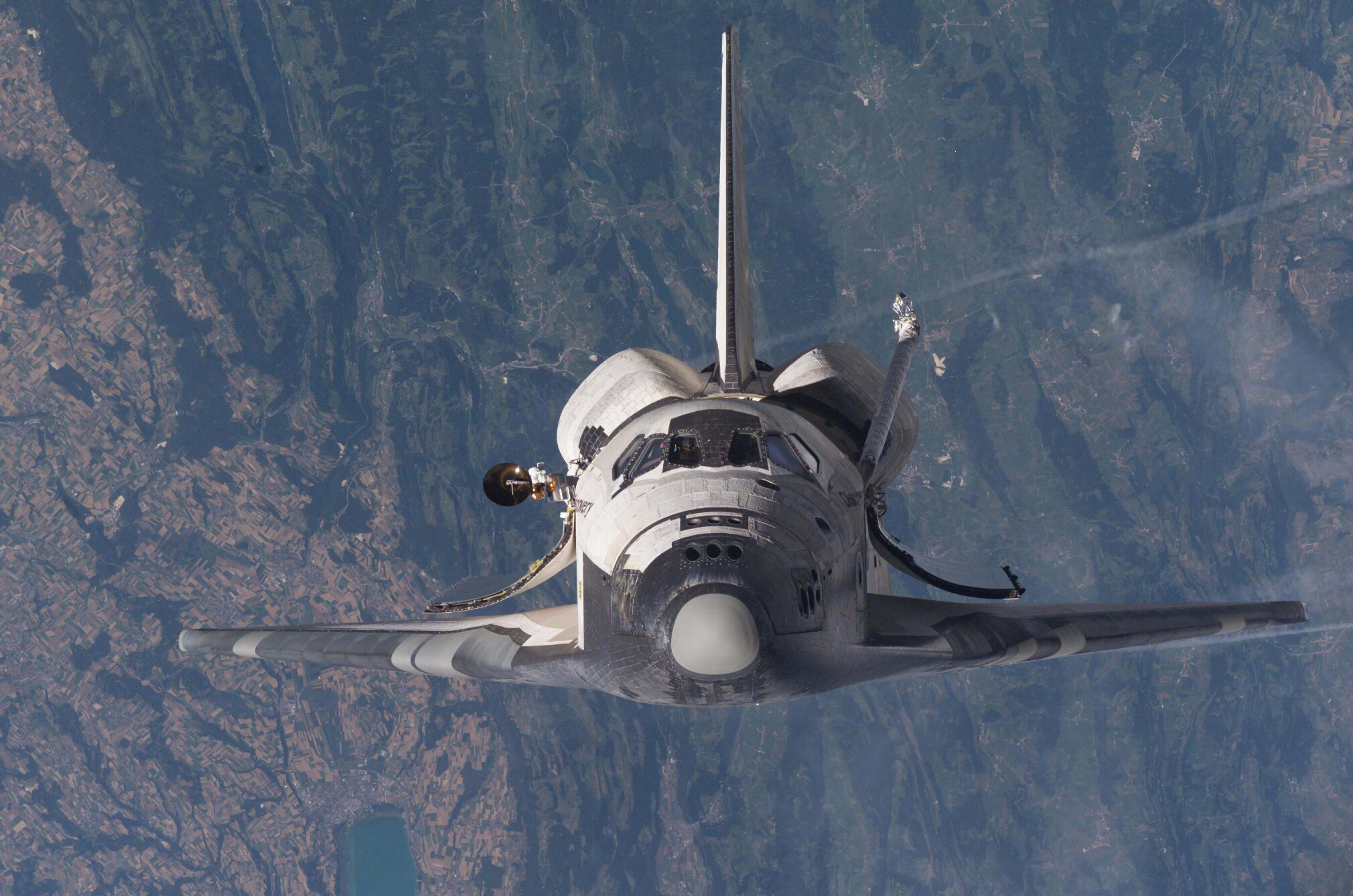 visit space shuttle discovery - photo #16