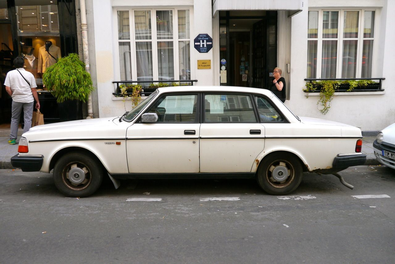 Vintage Volvo!!!