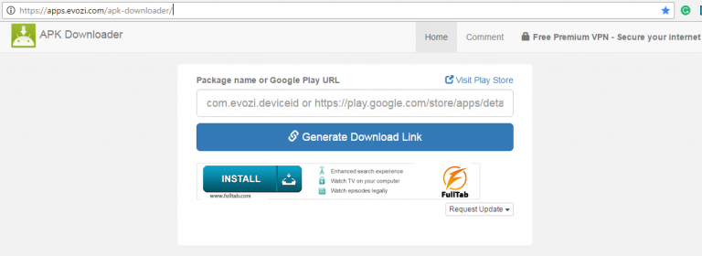 You can download Android apps from Google Play Store