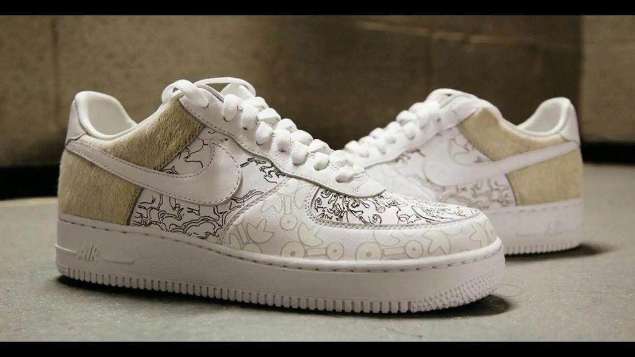 2018 Release Air Force 1 Year Of The Dog Chinese New Year