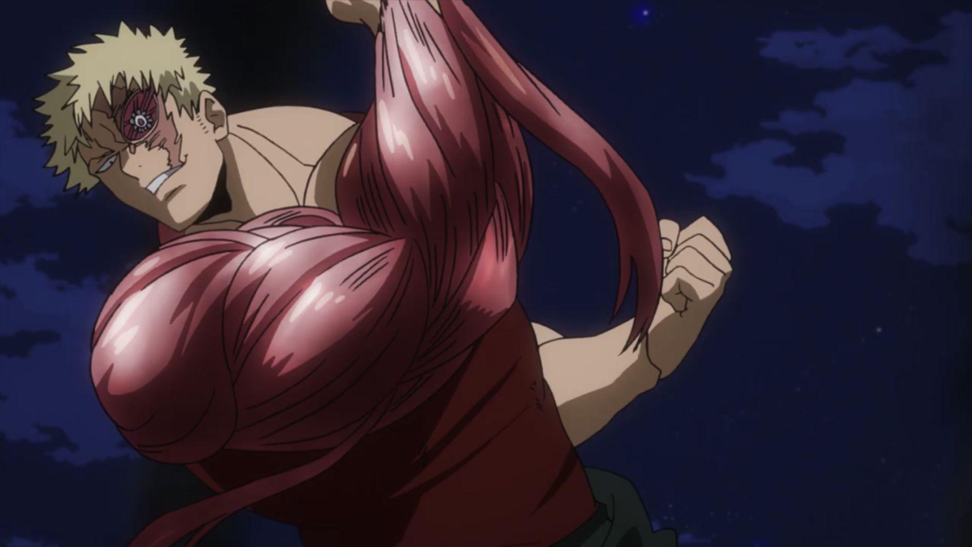 Muscular Boku No Hero Academia Hero My Hero Academia Boku No Hero Academia