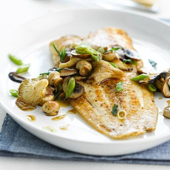 Best Baked Lemon Sole Fillets