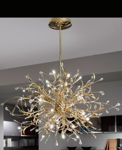 Papagena chandelier large