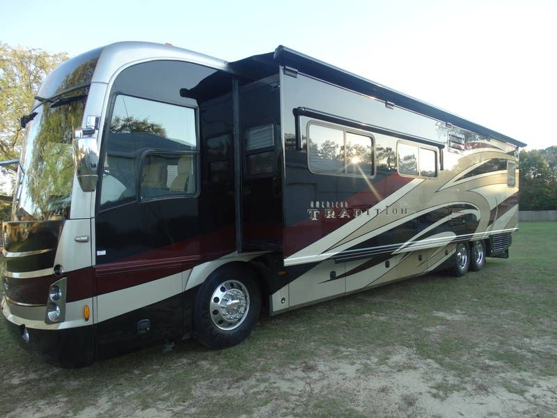 2008 american coach american tradition 42f for sale by owner penascola fl. Black Bedroom Furniture Sets. Home Design Ideas