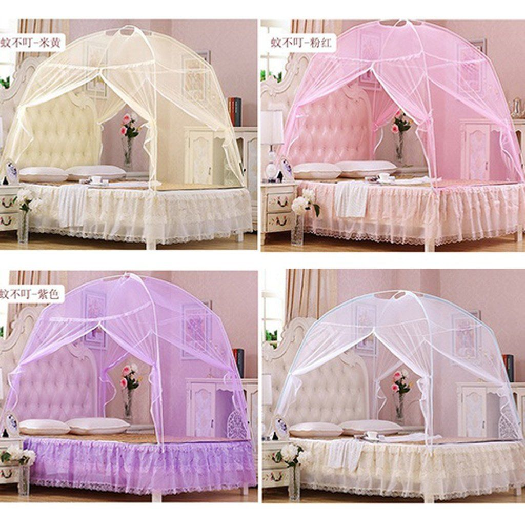 Summer Bedding Canopy Tent Insect Mosquito Net Netting