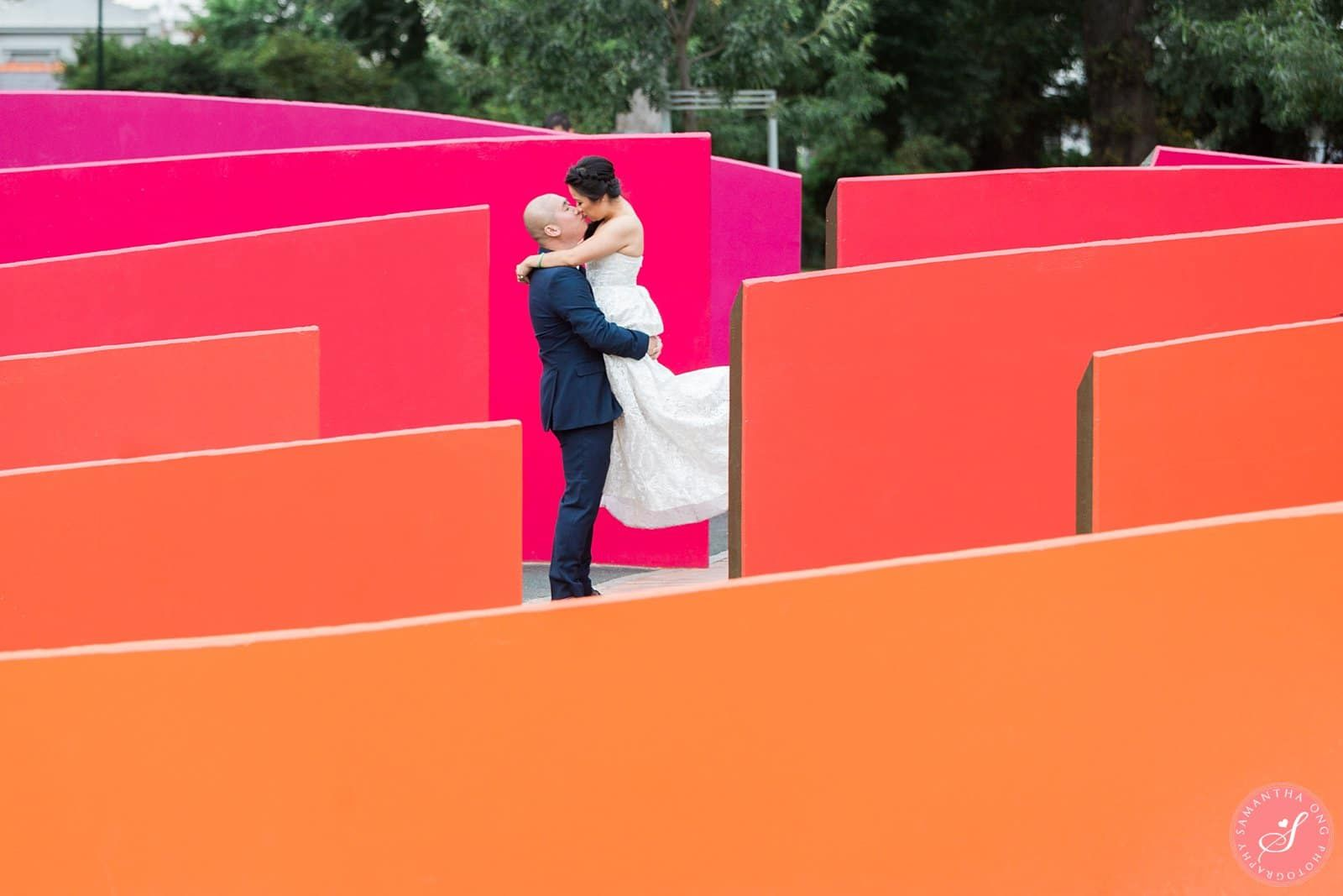 Romantic Whimsical Natural Wedding Fun Colourful Photos | Melbourne ...