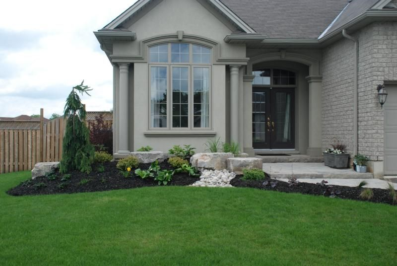 Mountview Landscaping Welcome Front Yard Landscaping Design