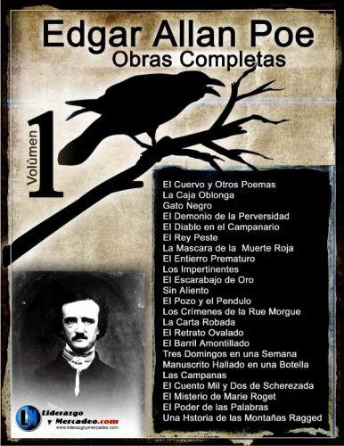 Obras Completas Libros Para Leer Literatura Y Edgar Allan Poe