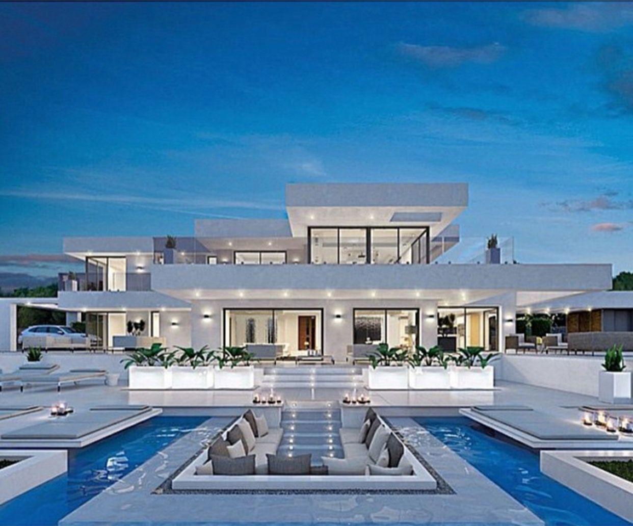 Fantastic Luxury Modern Design Better House Ideas Live For25 Fantastic Luxury Modern Luxury Exterior Luxury Homes Dream Houses Modern House Exterior