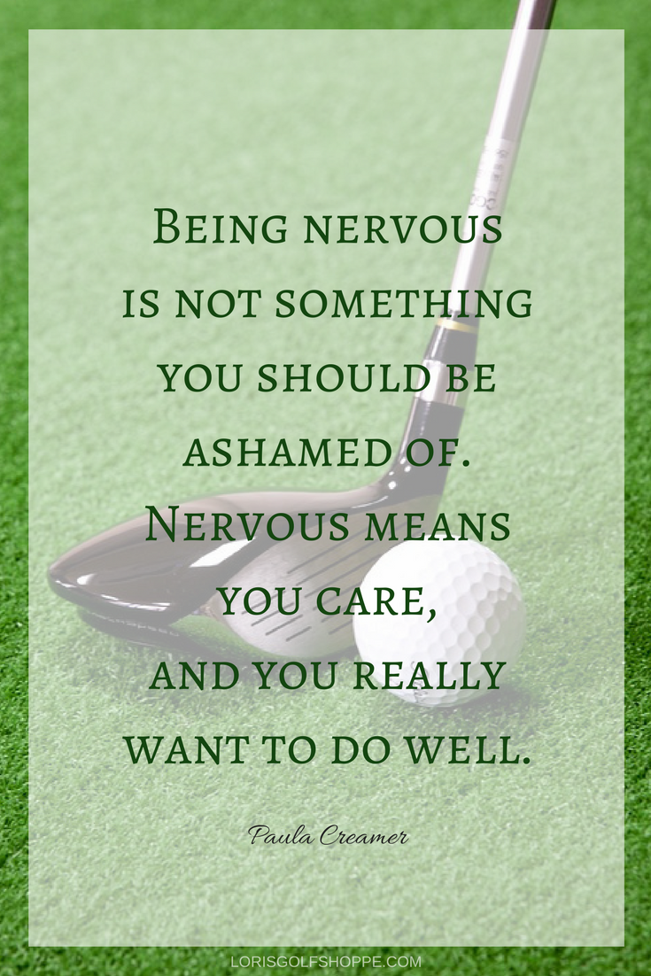 Golf Quotes Great Golf Thoughtpaula Creamerfind Plenty Of Golf Quotes