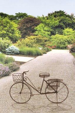 Vintage Bicycle Planter 119.