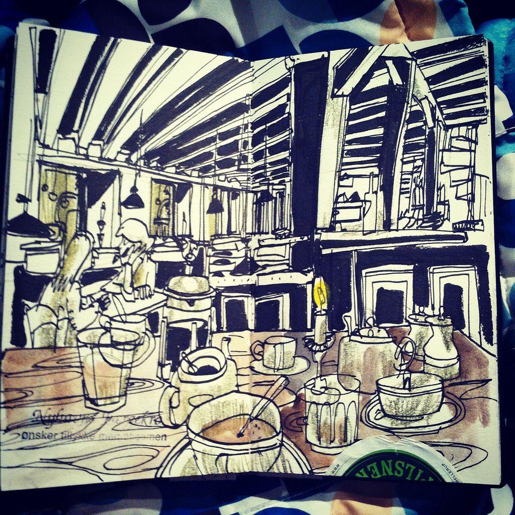 Café en Copenhague | por inmaserranito