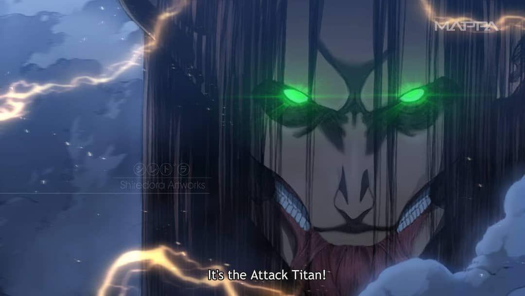 Attack On Titan Wallpaper Season 4